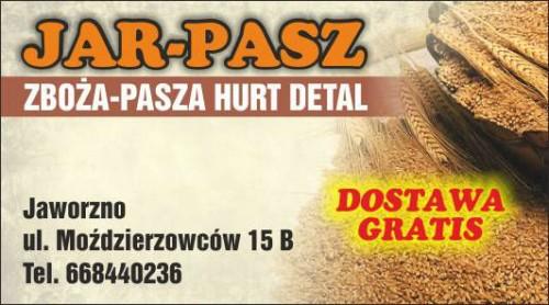 ZBOŻE-PASZE-HURT-DETAL