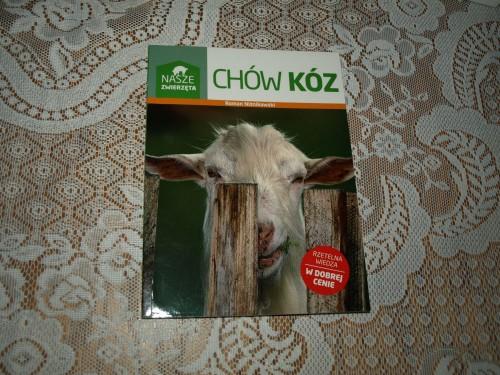 Chów kóz – Roman Niżnikowski (KSIĄŻKA)