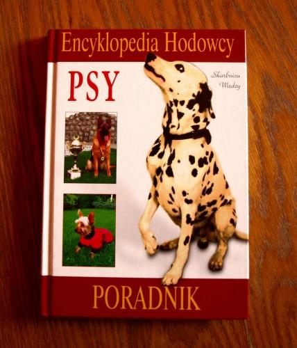 Encyklopedia Hodowcy PSY – poradnik (Monika Kurek)